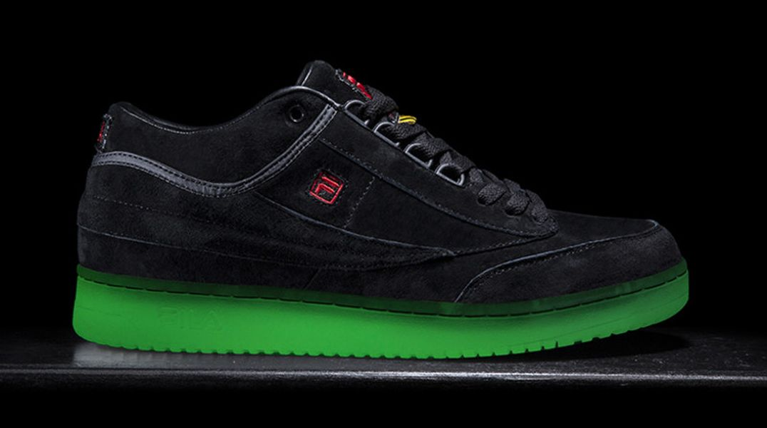 best sneakers 13781 f3414 Nas and Fila Team Up To Celebrate The Legacy of Ghostbusters · Fila Safari  Pack  Original Fitness ...