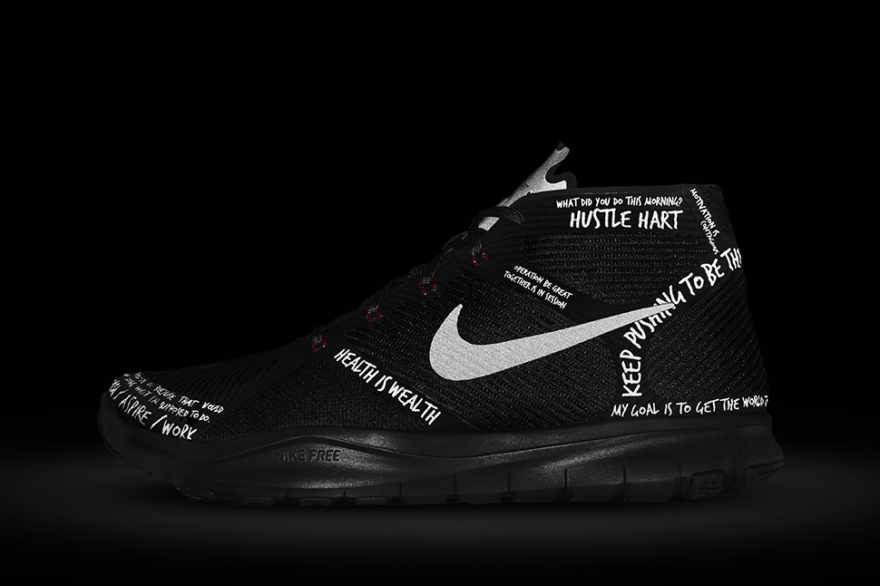 2c26bbf8dc78 ... buy kevin harts nike free train instinct hart is aimed at inspirational  performance a7fd3 8b422