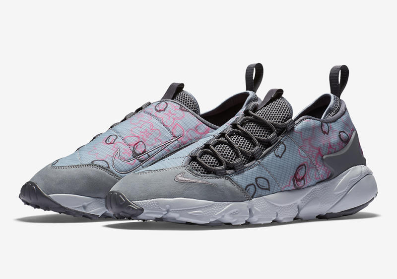 Mita Zapatillas X Nike Air En Footscape Motion Sakura Liberando En Air 47ef36