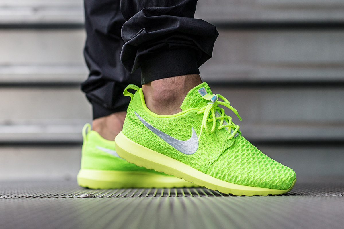 aaf83a610958 Nike Just Released 7 Roshe NM Flyknit Colorways - OG EUKicks Sneaker  Magazine