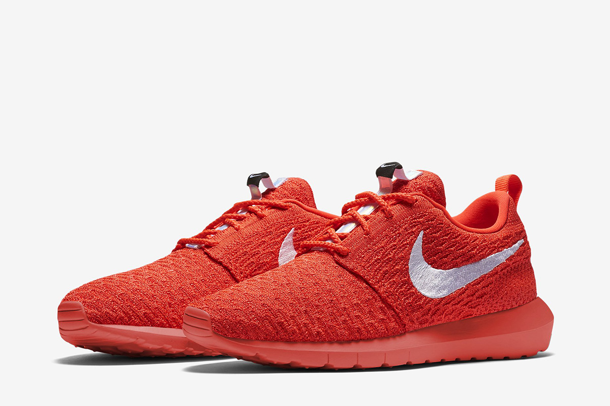 1dfb26591f73 ... cheap nike roshe flyknit bright crimson university 3b159 11b4d