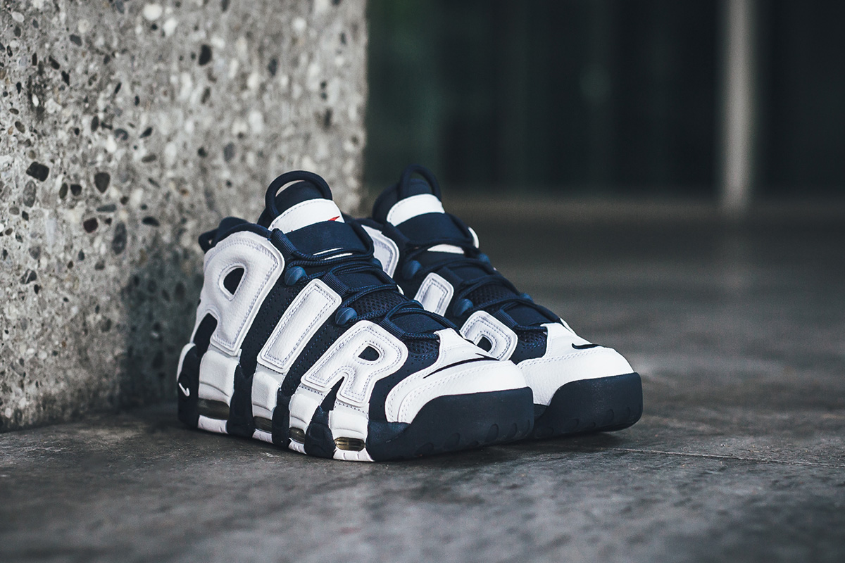 2c50d804e19d ... order launching scottie pippens nike air more uptempo from the 1996  atlanta olympics 6c5e3 3b66d