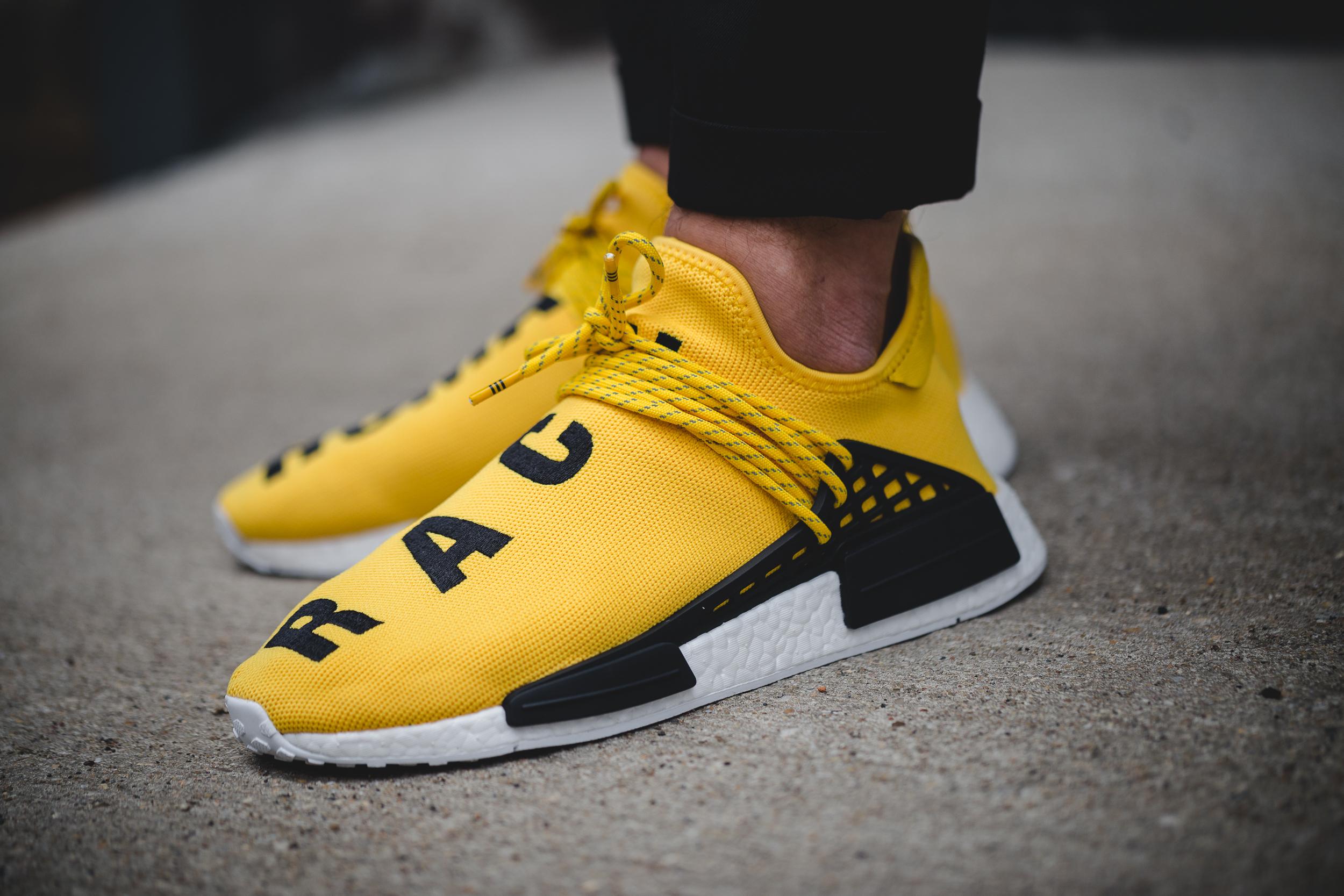 455a5f1a3 EU Kicks adidas Pharrell Williams x adidas NMD  Human Race  Releases  22.07.16