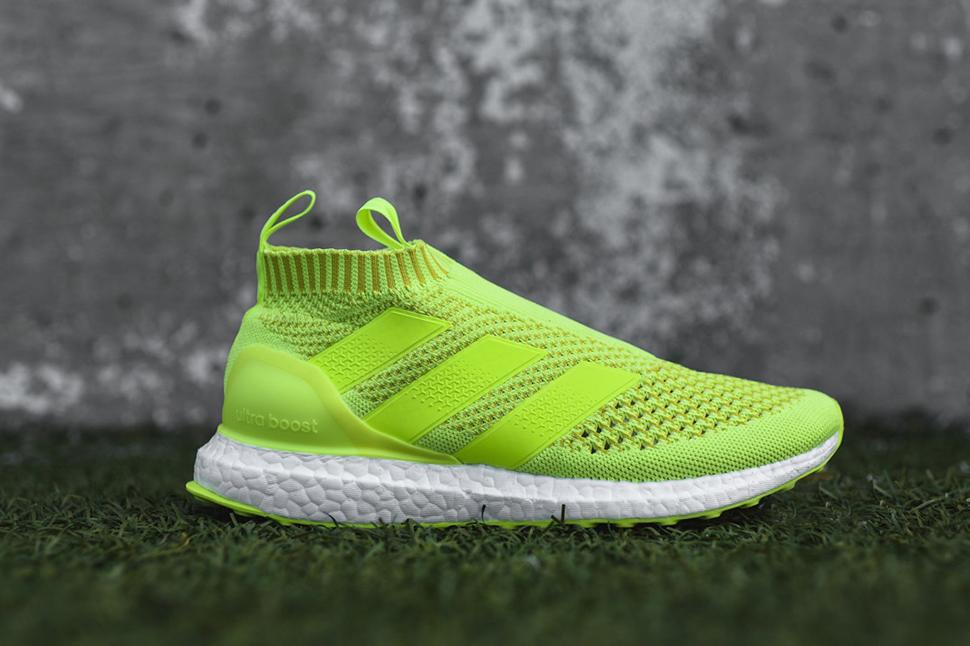 meilleur site web 7cc02 a00ac sale adidas ultra boost fluorescent yellow 959fa 383ec