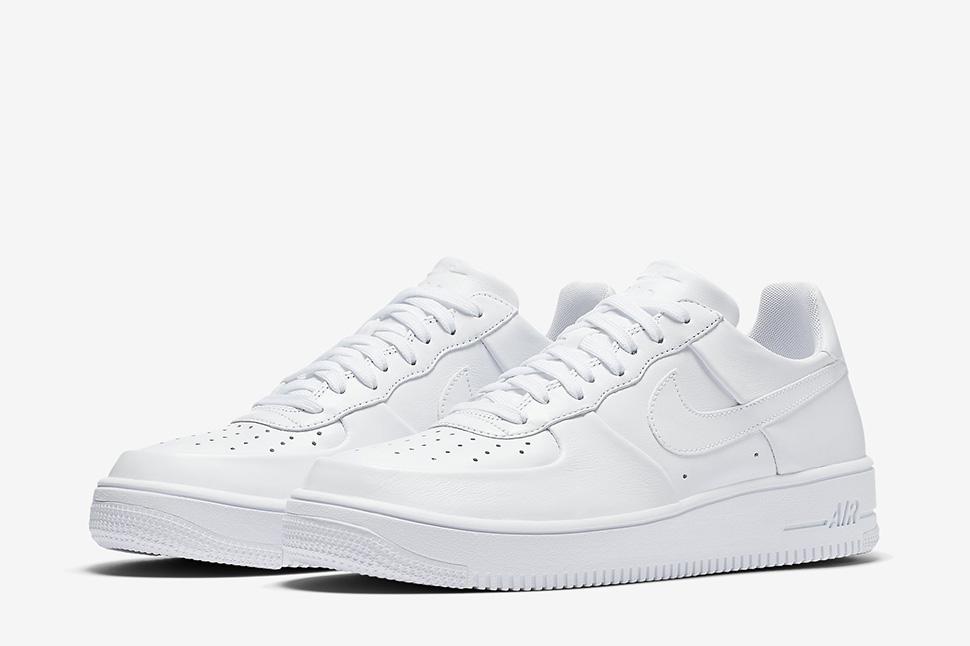nike air force 1 ultraforce leather white