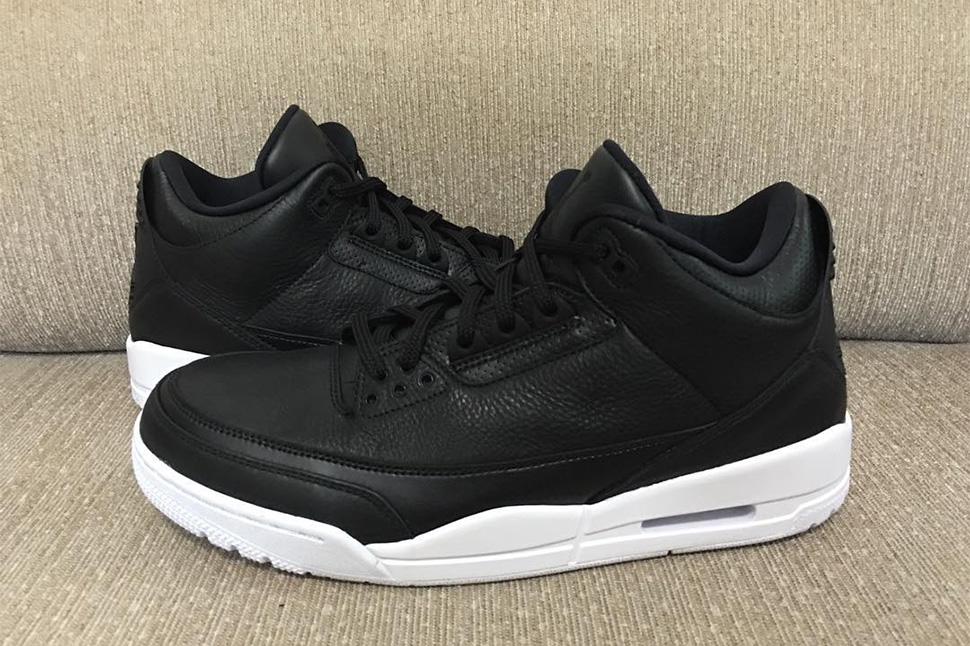 "half off b95cd 839c3 Air Jordan 3 Retro ""Cyber Monday†(Detailed Pictures)"