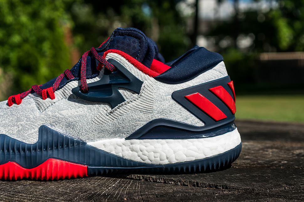 reputable site 732cb 3a642 adidas crazylight boost 2016 usa