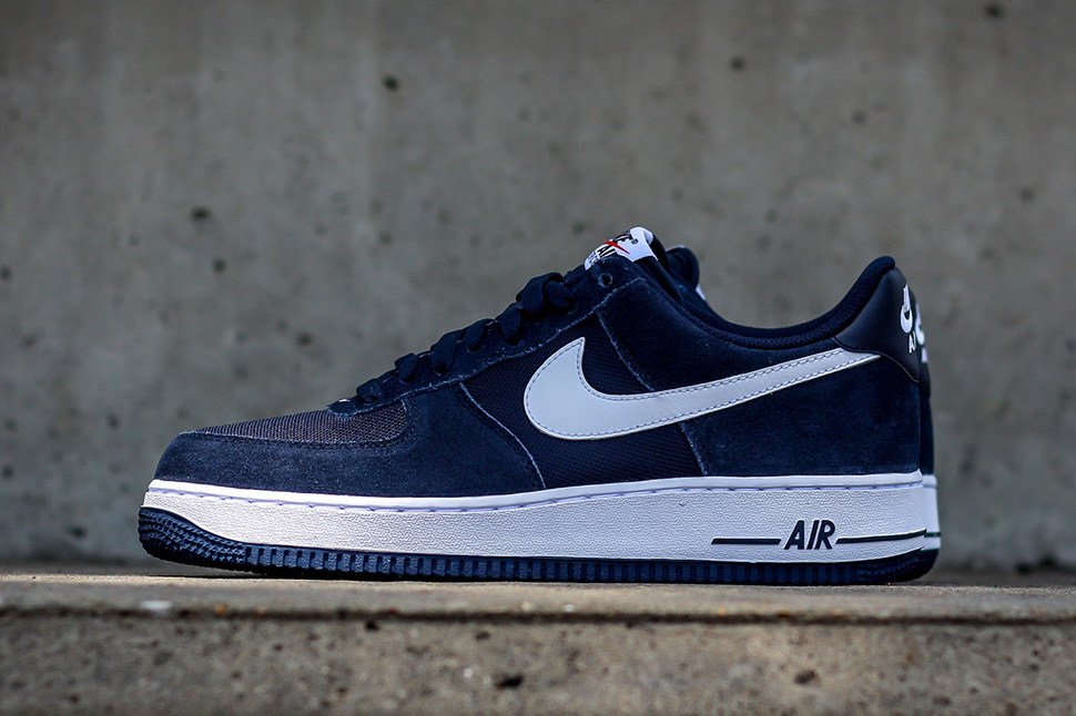 more photos 912a7 b68c7 ... sale nike drops air force 1 low in suede mesh for summer 223c9 350b8