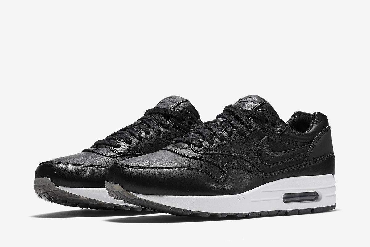 NikeLab Air Max 1 Deluxe BlackWhite