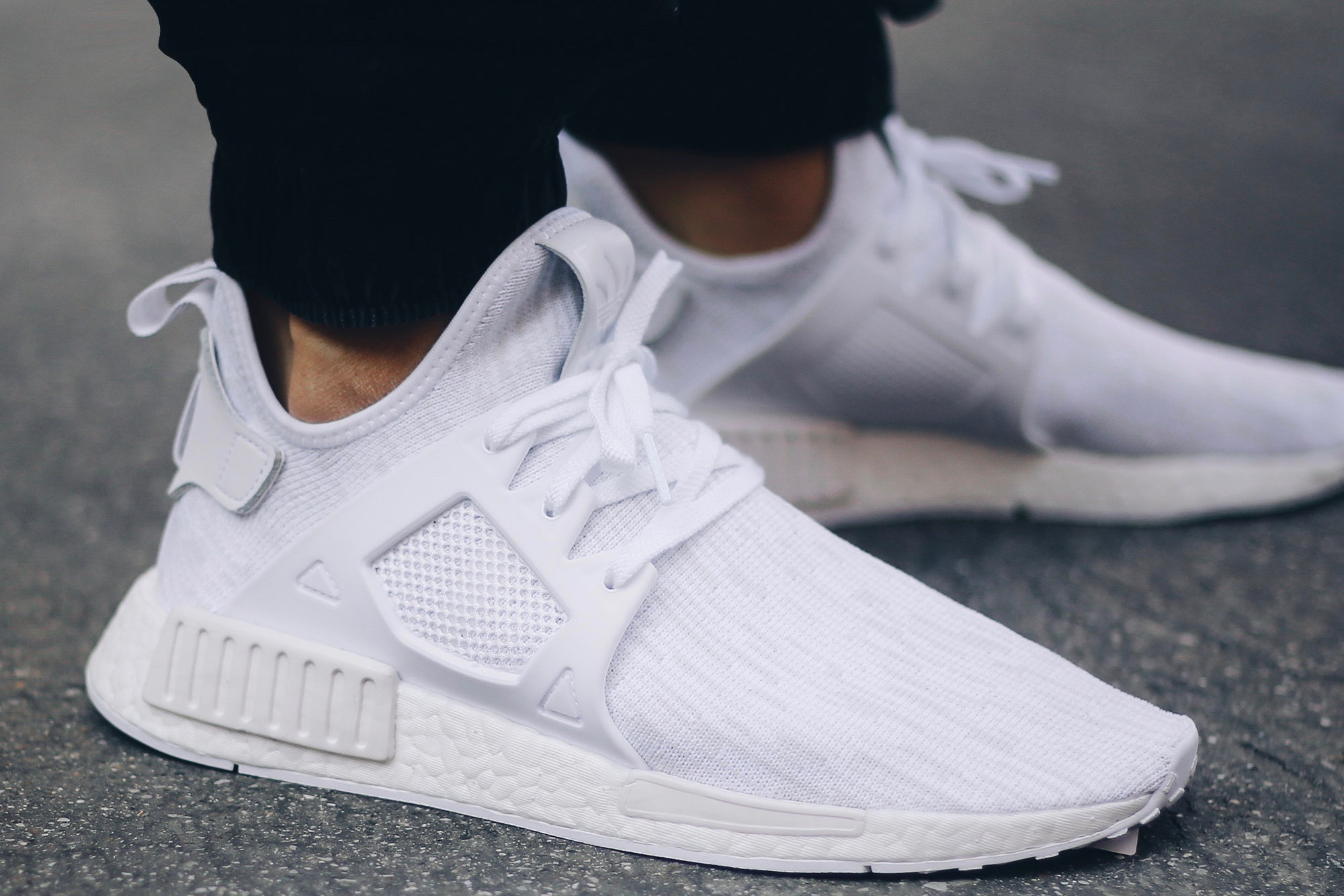 adidas NMD R1 & XR1 On foot Preview via BSTN Store OG