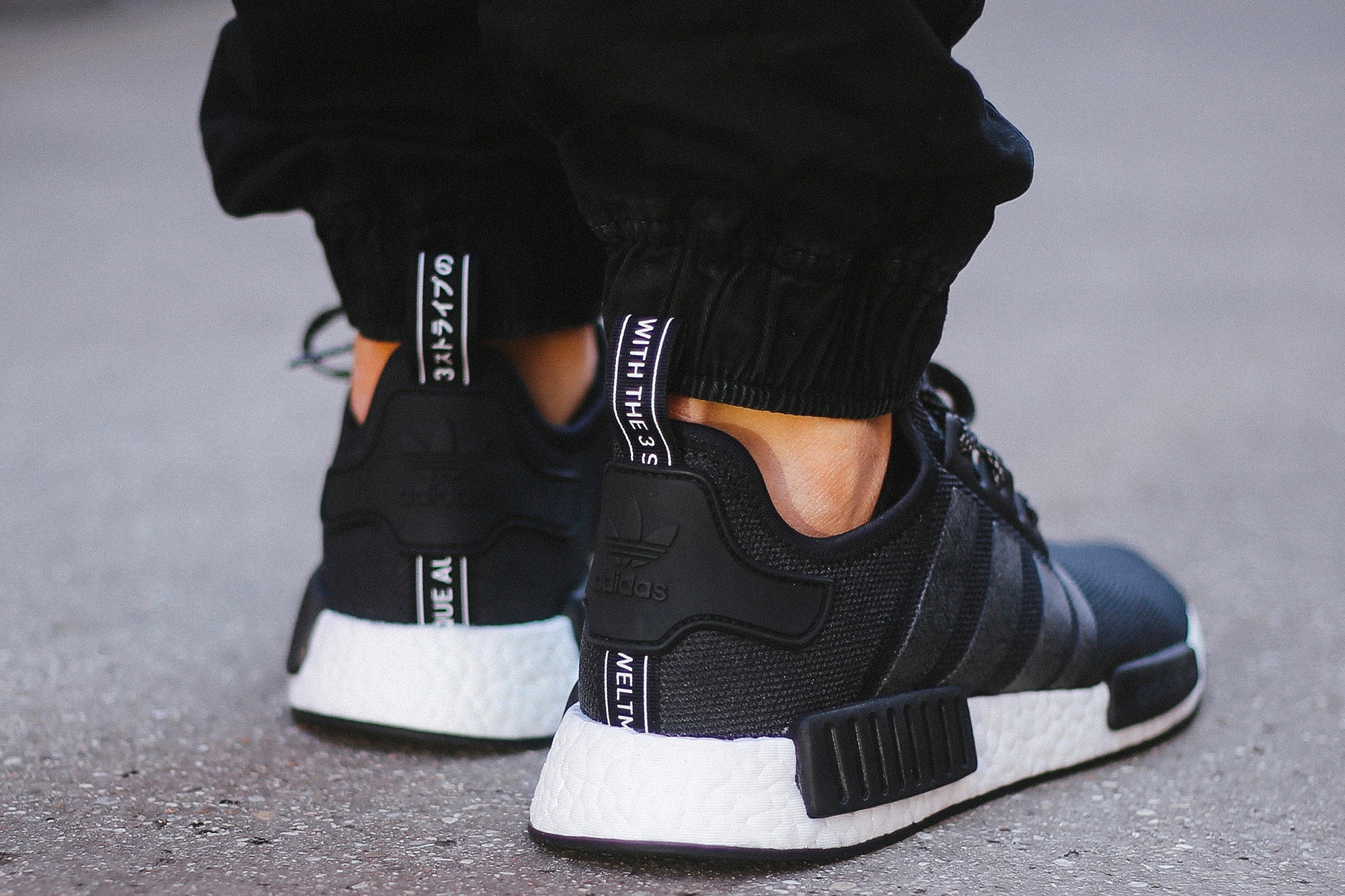 the best attitude 295f0 a4d00 adidas NMD R1 & XR1 On-foot Preview via BSTN Store - OG ...