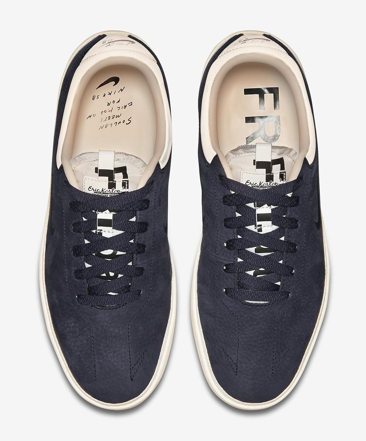 pretty nice df026 533cd ... QS Shoes - Obsidian Ivory Barley Orange  Soulland x Nike SB Zoom Eric  Koston .