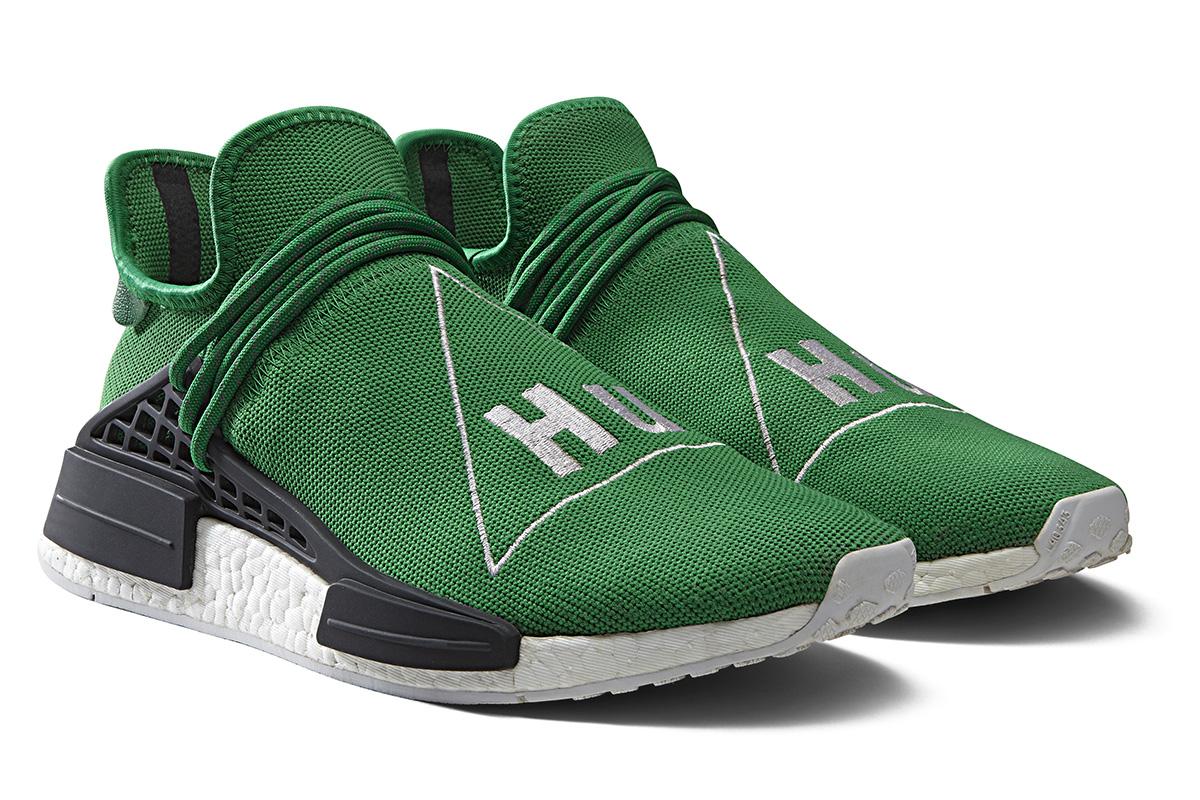 ce139da5f adidas Originals   PHARRELL WILLIAMS Hu NMD   Apparel Collection ...