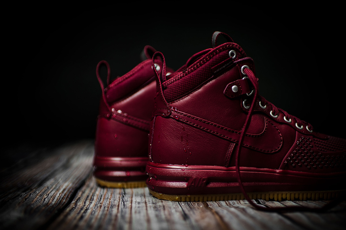... wholesale nike lunar force 1 duckboot team red acbc7 acf34 a4035b58f