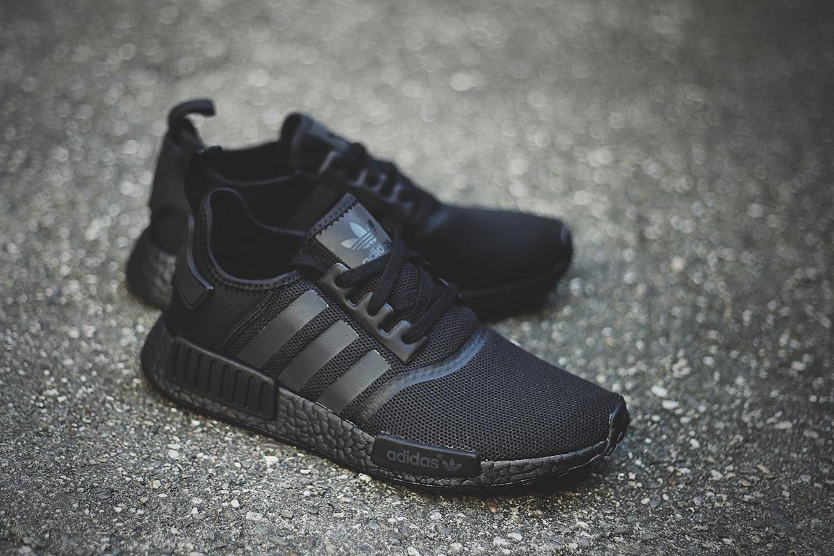 9c6297ea3f096 ... where can i buy adidas originals black boost nmd r1 dropping 876cf fb9e4