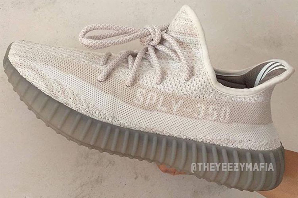 edfda1d61 ... aliexpress first look at upcoming adidas yeezy boost 350 v2 in off  white 29f1e be5bf