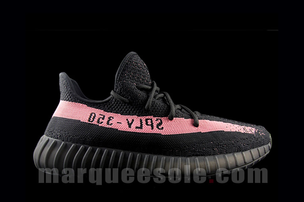 sports shoes 1cea9 a3876 ... where can i buy yeezy pink and black the adidas yeezy boost 350 468f7  77e33 ...