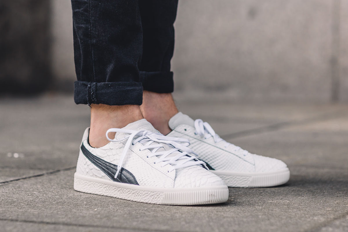 PUMA CLYDE MII Sneakers fashion shoes clearance  hot sale online