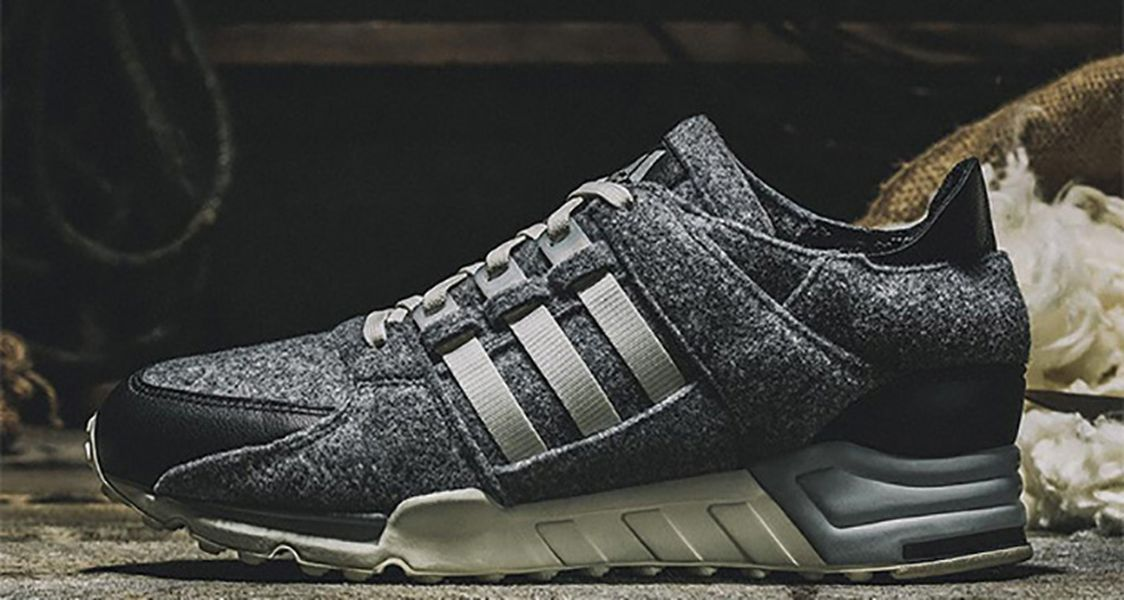 "huge selection of afd41 c24ef adidas EQT Support 93 ""Wool"""