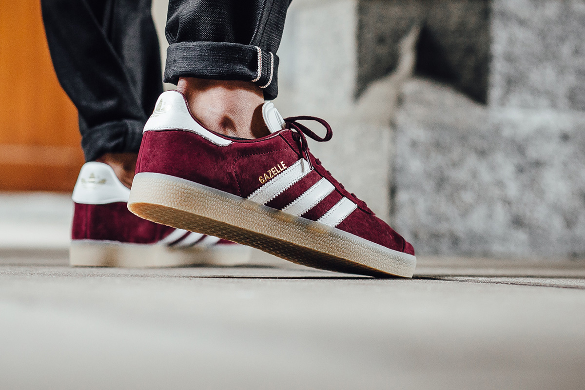 adidas gazelle low top