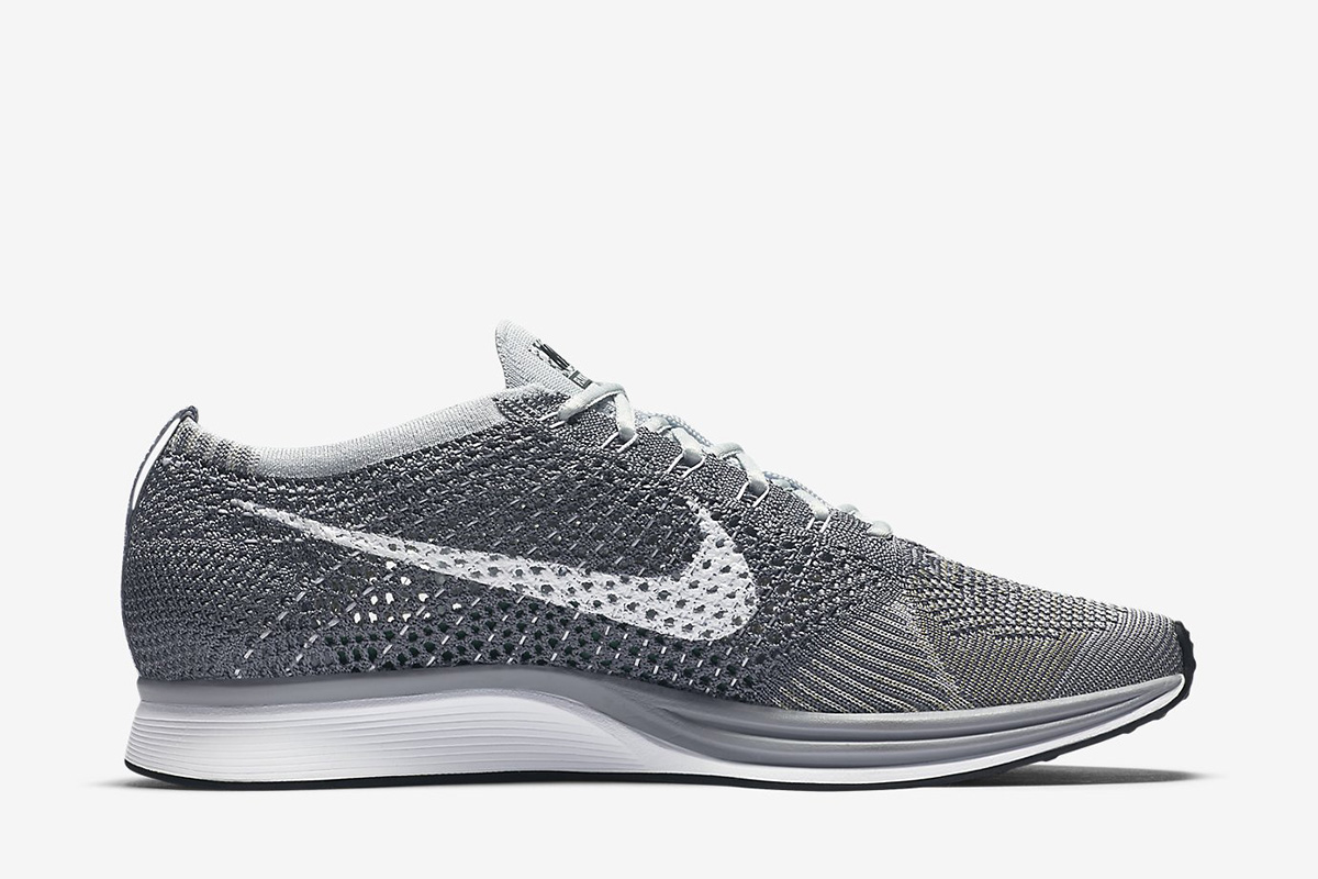 22aafd5e0479 ... coupon code for nike flyknit racer e pure platinum cool grey 9fce6 31dd0