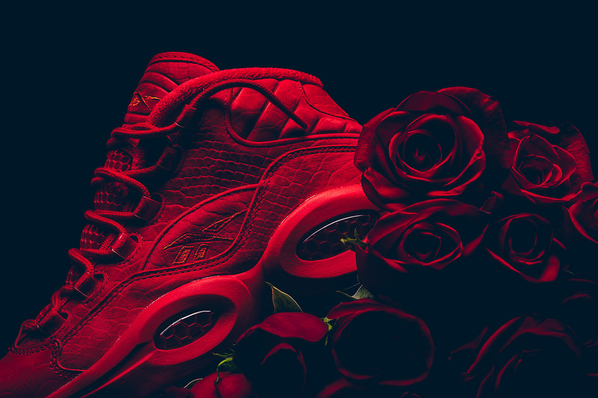07fed383711012 Teyana Taylor x Reebok Question Mid OG