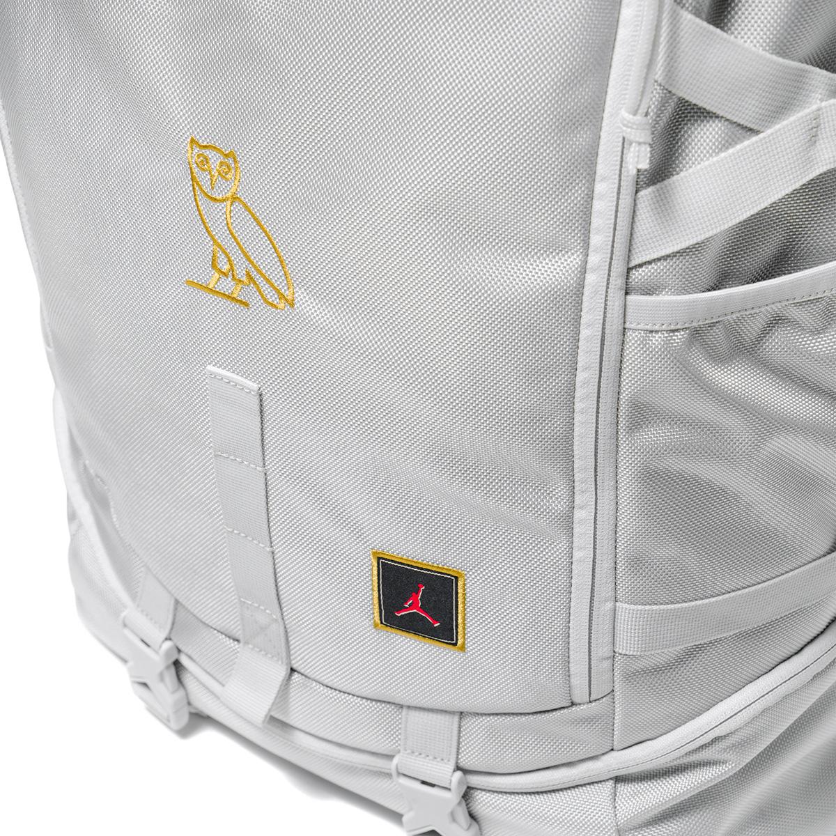 b6dcfe03237 Nike Air Jordan X Ovo Duffle Bag