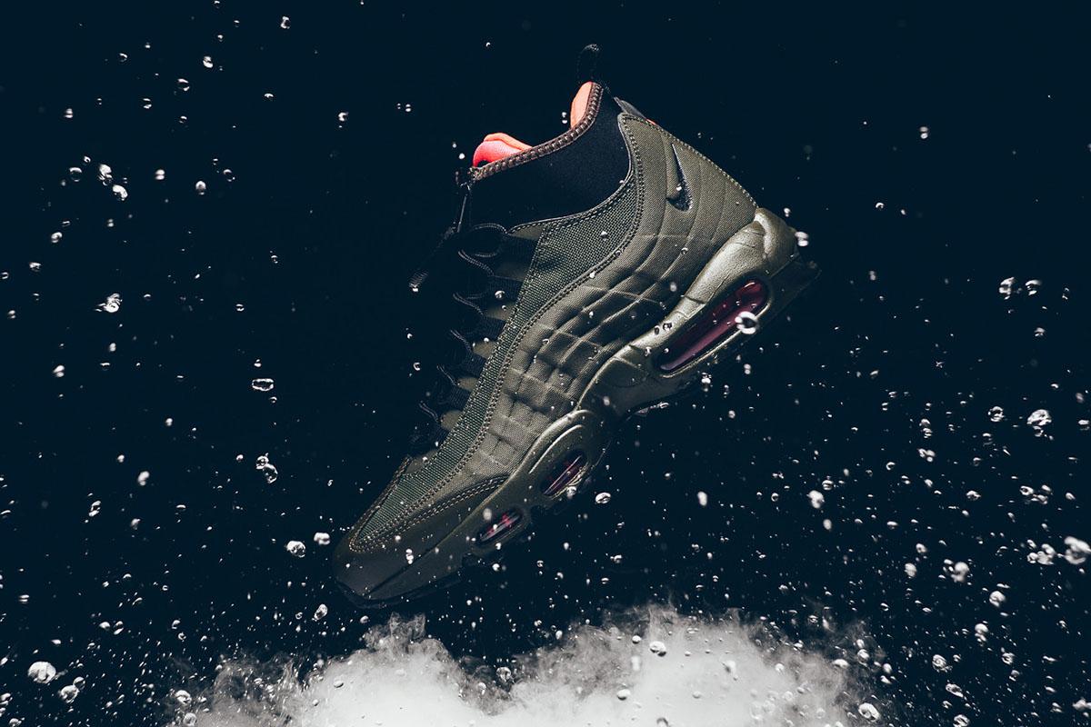 the best attitude fee48 322c1 Nike Air Max 95 Sneakerboot