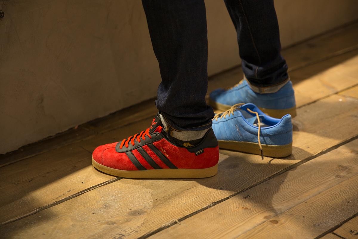 size? Exclusive: adidas Originals Gazelle GTX \