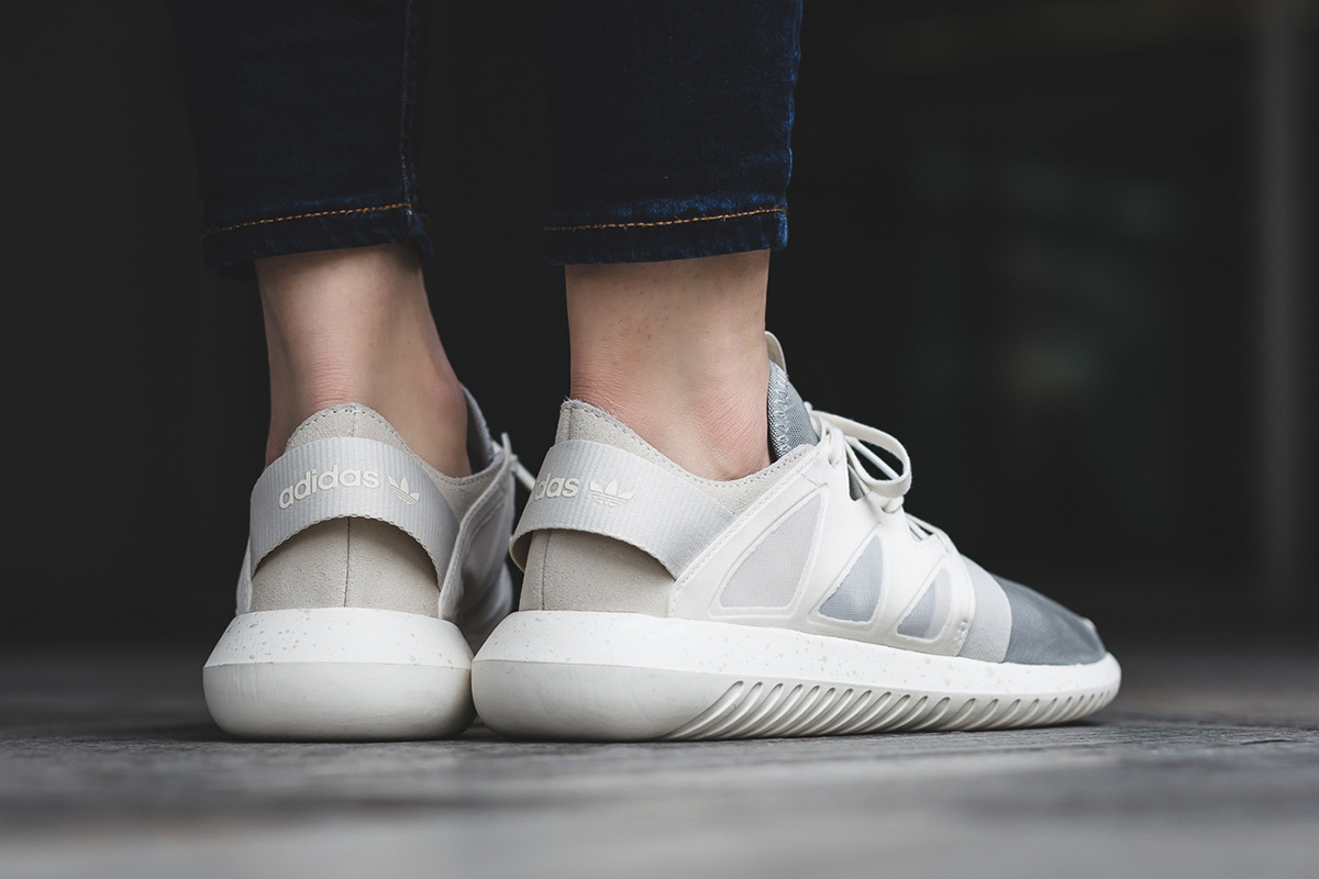 best website dac89 e16ce ... authentic wmns adidas tubular viral chalk white 0c198 ade57