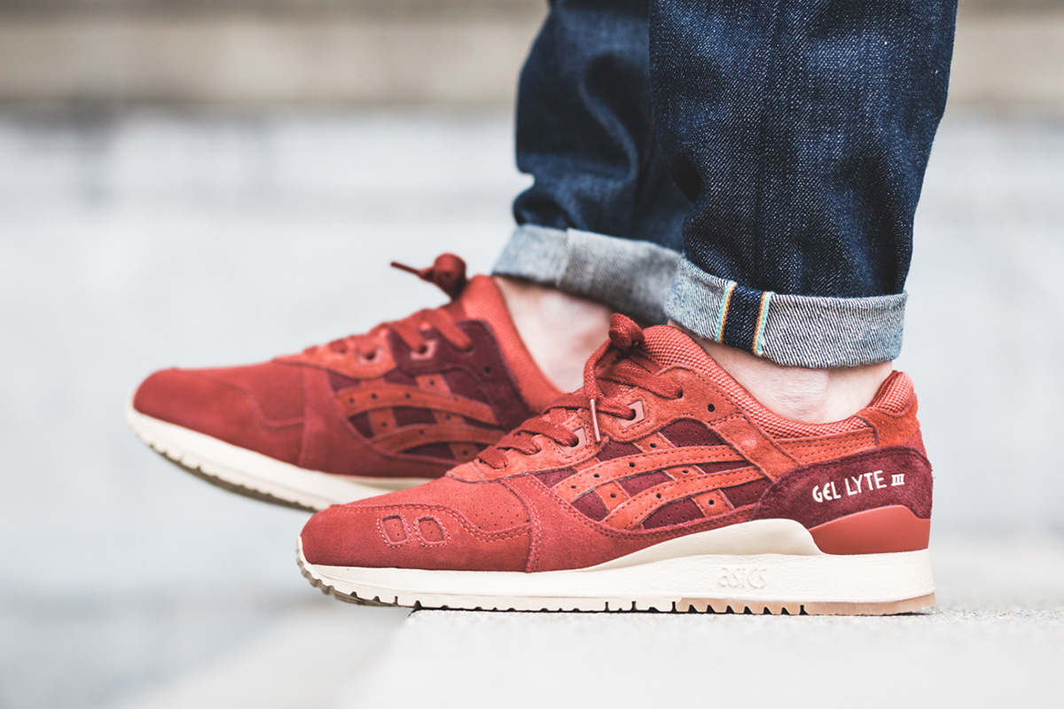 549cb2c49fbf Tandoori Spice Asics   The ASICS GEL-Lyte V Gets And Outdoors ...