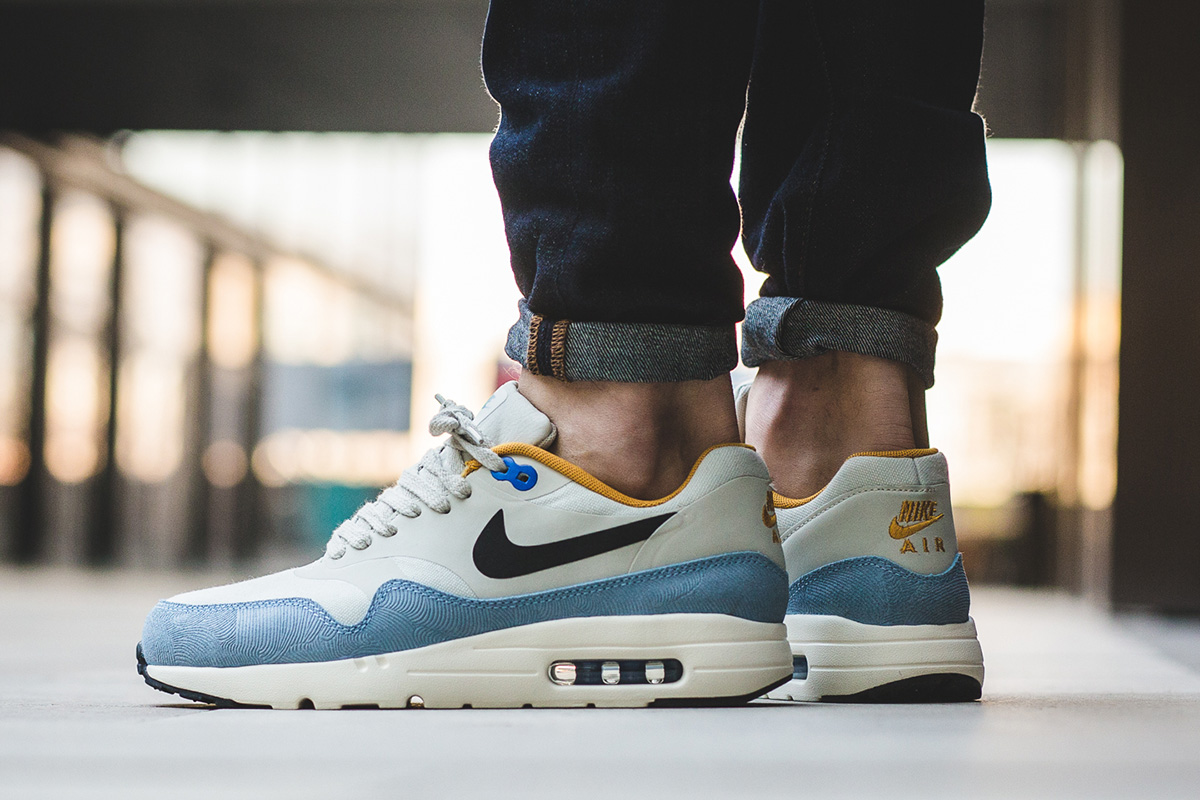 "On-Foot: Nike Air Max 1 Ultra Essential ""Bluecap"""