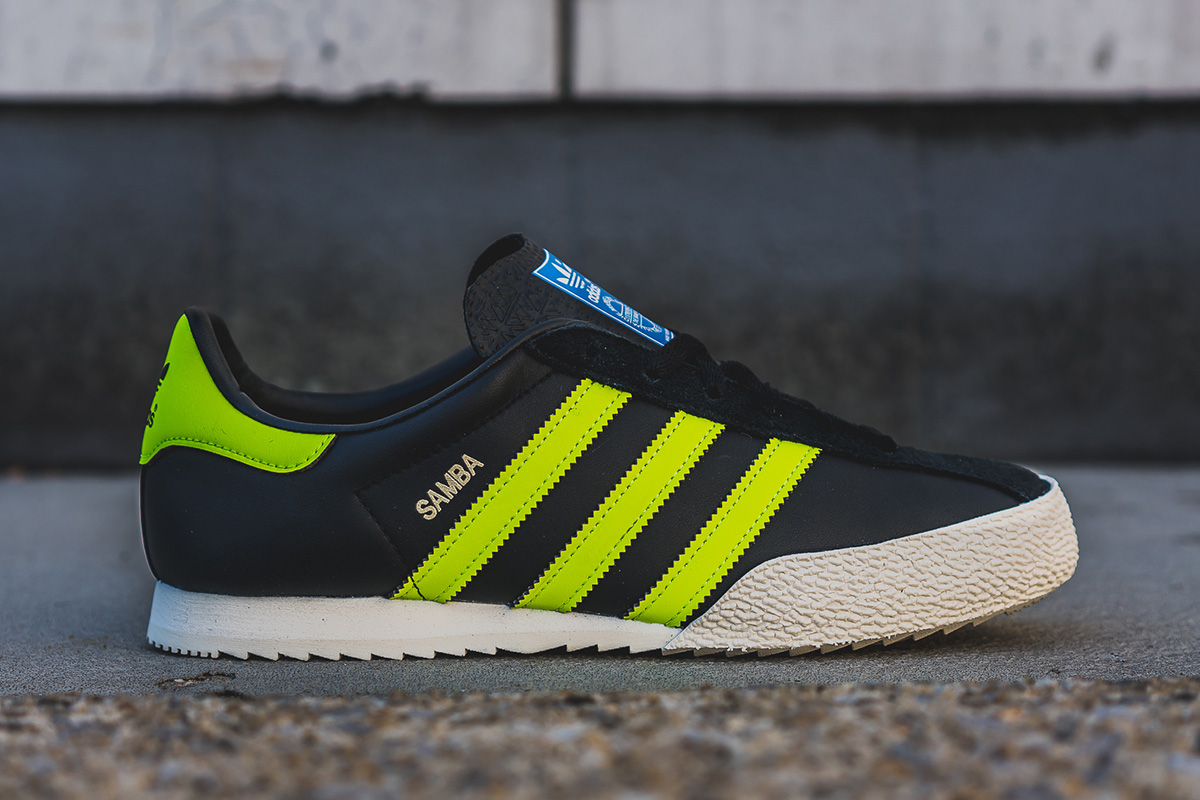 classic fit affordable price classic shoes norway adidas super samba green yellow ec5fb 2219b