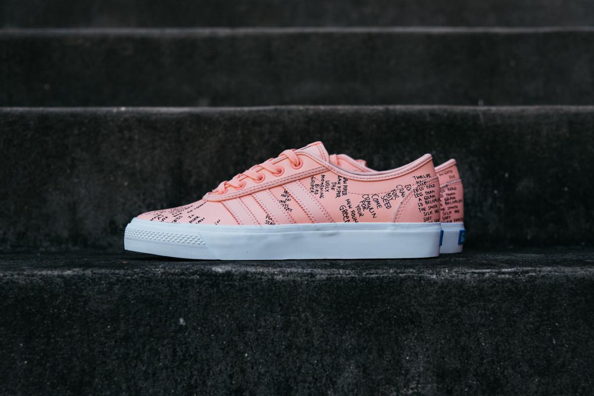 "online store 44615 02344 GONZ x adidas Adi Ease Classified ""Coral"" · adidas Skateboarding adi Ease  Gonz   Yellow   Pool"