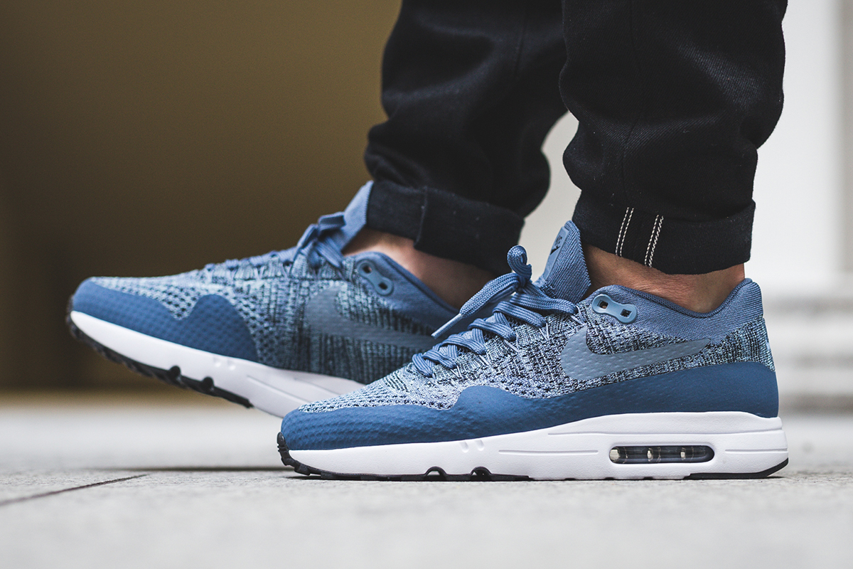 1aaa0e6d01b ... promo code on foot air max 1 ultra 2.0 flyknit ocean fog fd2bb 6a933