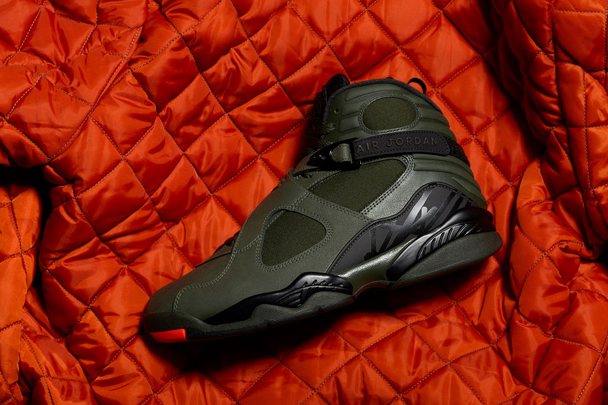 d4fdf1c7513679 ... discount code for air jordan 8 retro take flight 16 detailed pictures  b2cdf 4f103