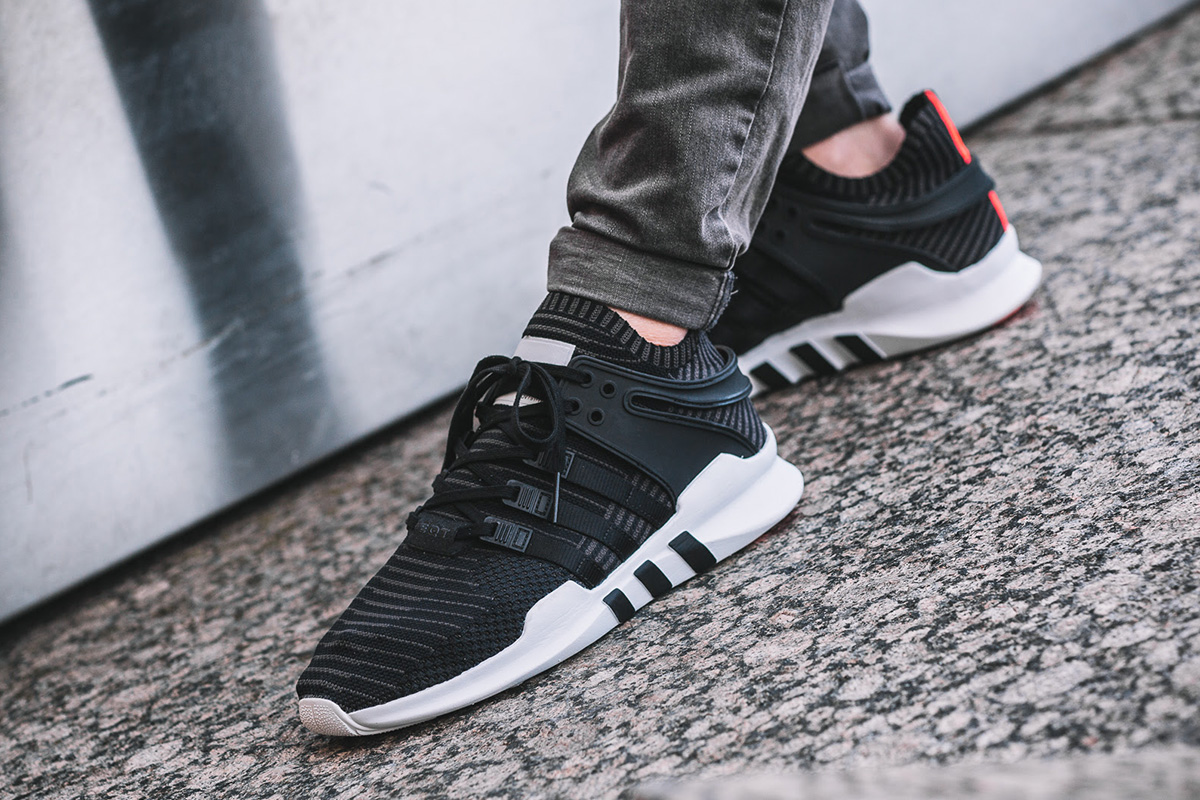 adidas originals men's eqt support adv pk grey