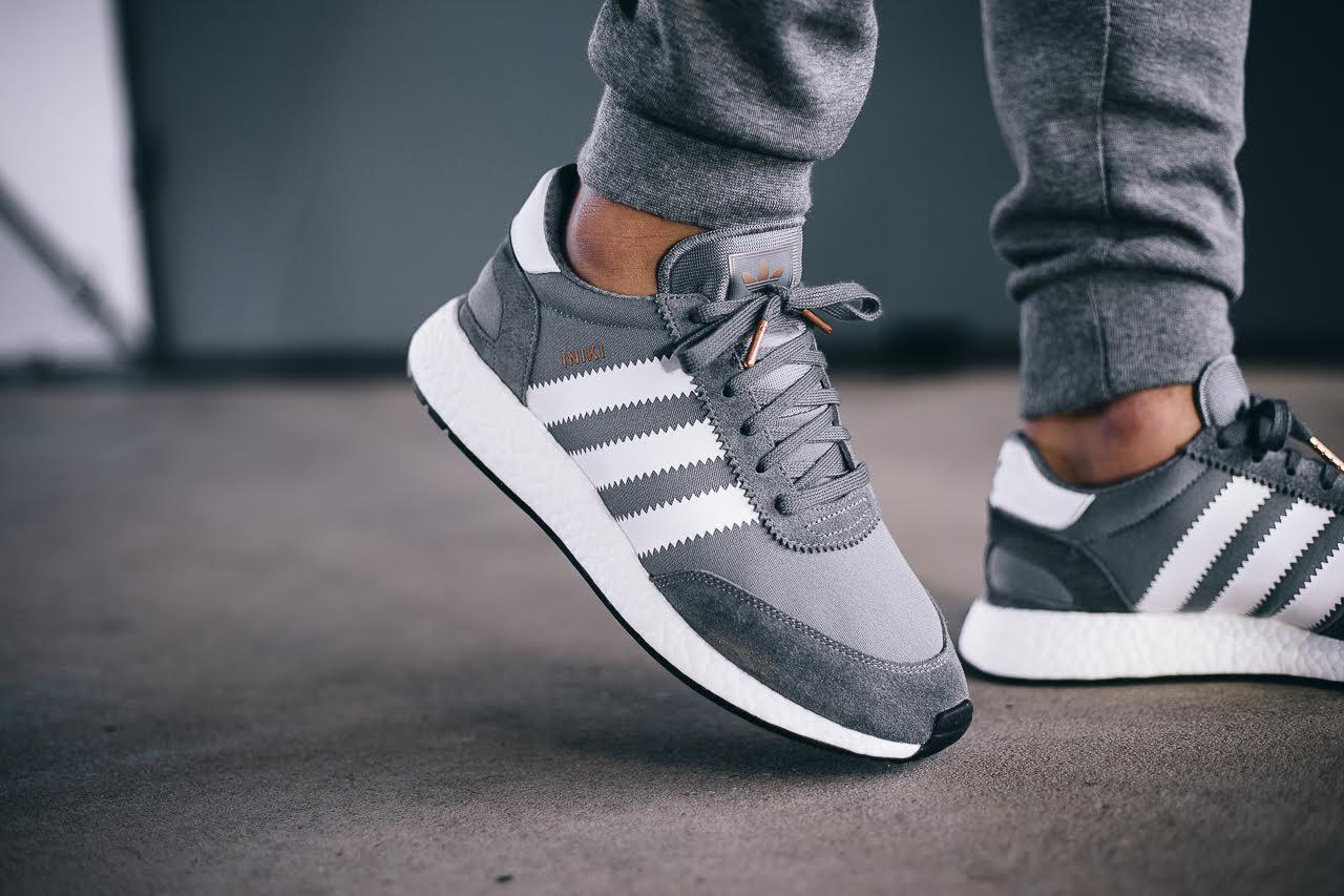 EU Kicks adidas adidas Originals Iniki Runner On Foot Preview