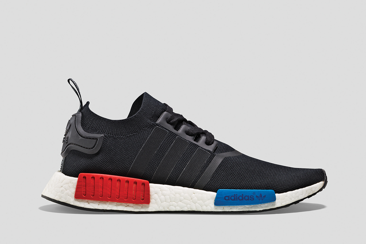 sale retailer cd956 8ace7 adidas NMD R1 Returns in Debut Colorway