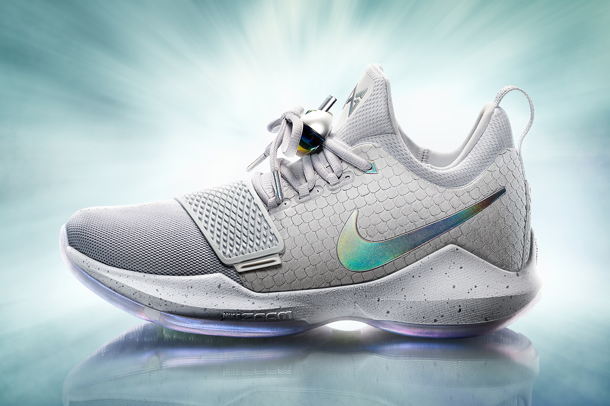 9021dc0cf135 Nike Zoom Talaria Mid Flyknit  Two Colorways for January 2017 · Nike  Basketball Unveils Paul George s Signature PG1 Sneaker