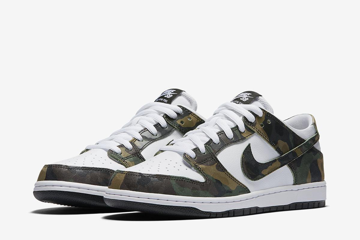 6090667ef85f Nike Sb Low Green White Brown