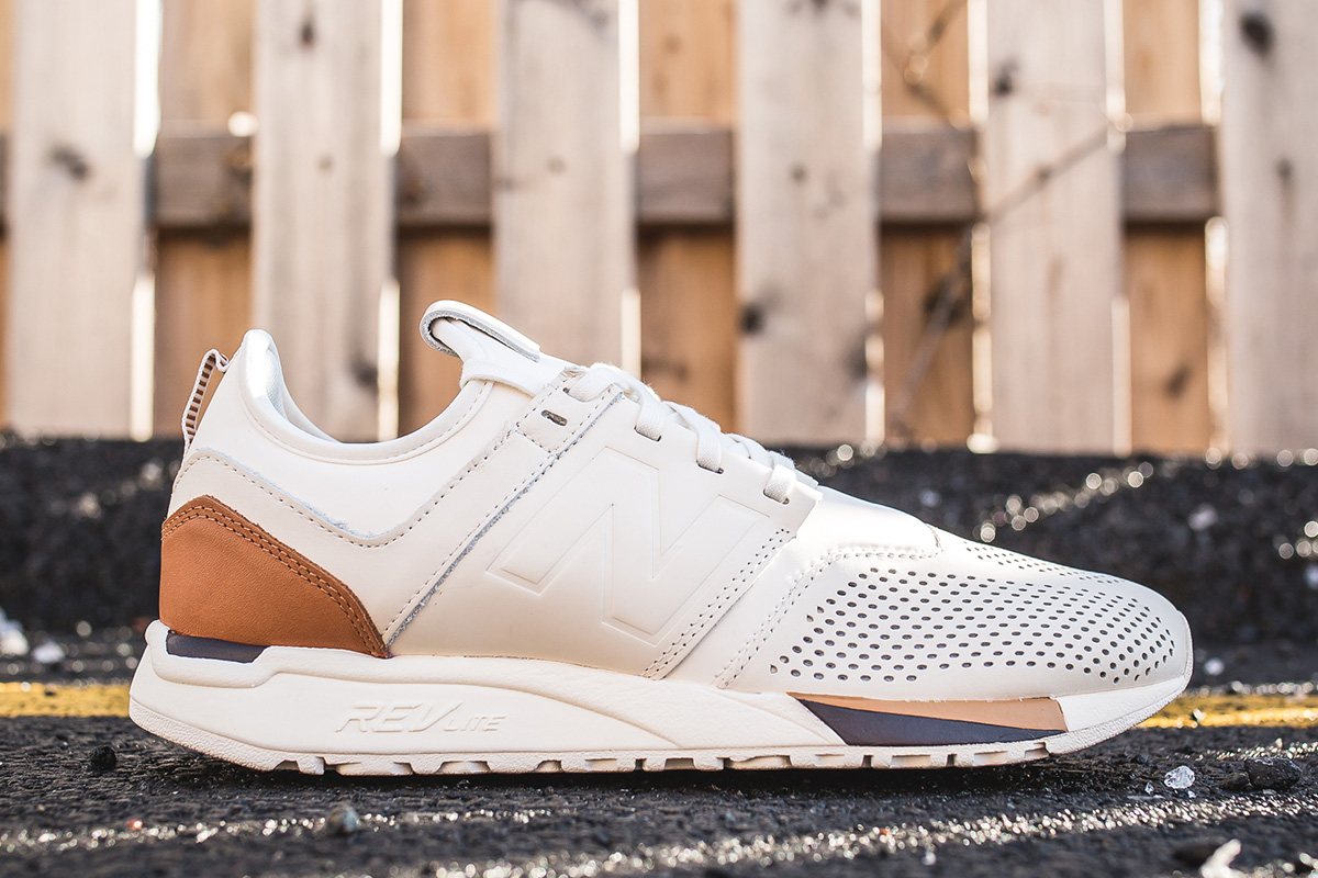 new balance mrl247be luxe pack - beige