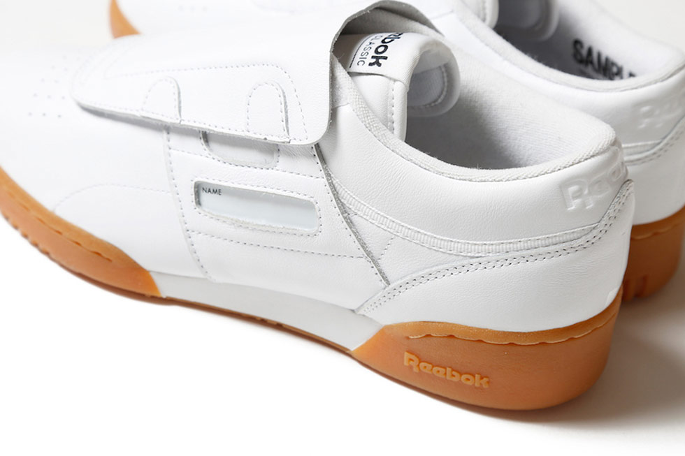 online retailer 17f67 8f696 Beams Shrouds the Reebok Workout Clean