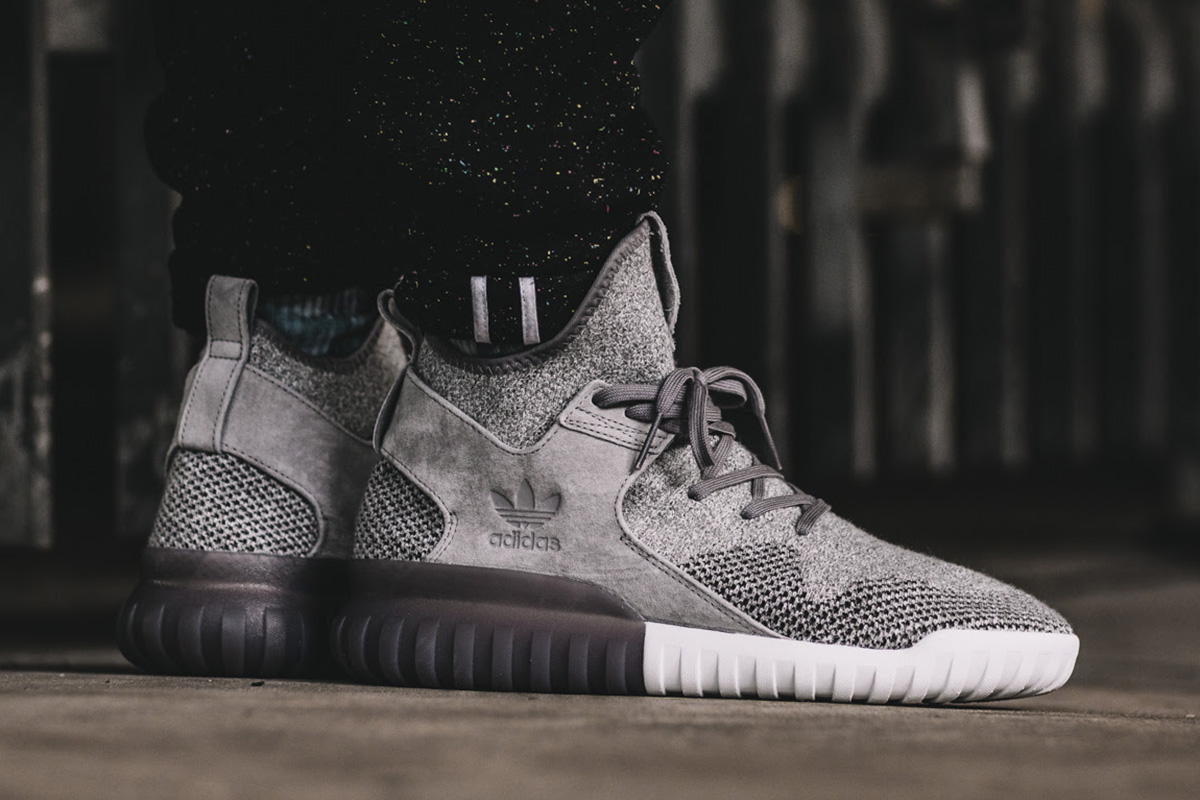 adidas Originals Tubular X Primeknit: Two New Editions for January 2017