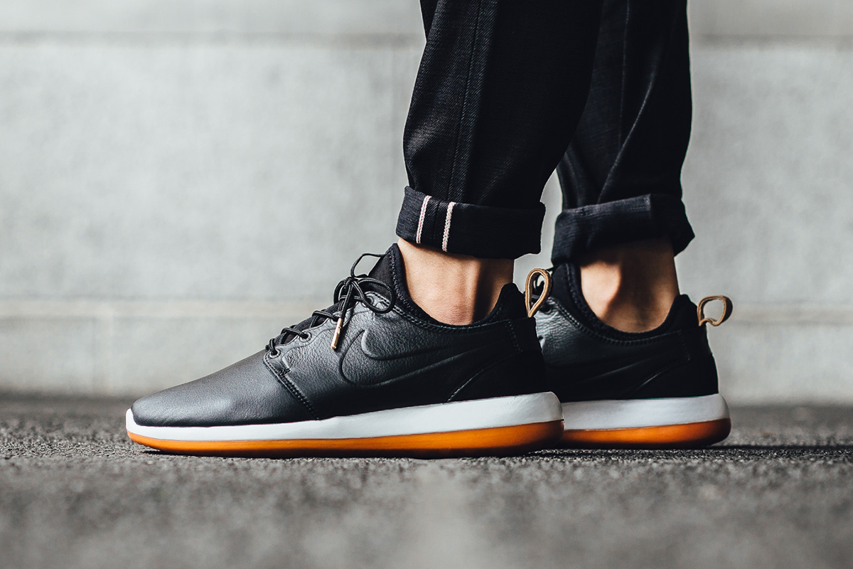 nike roshe leather premium