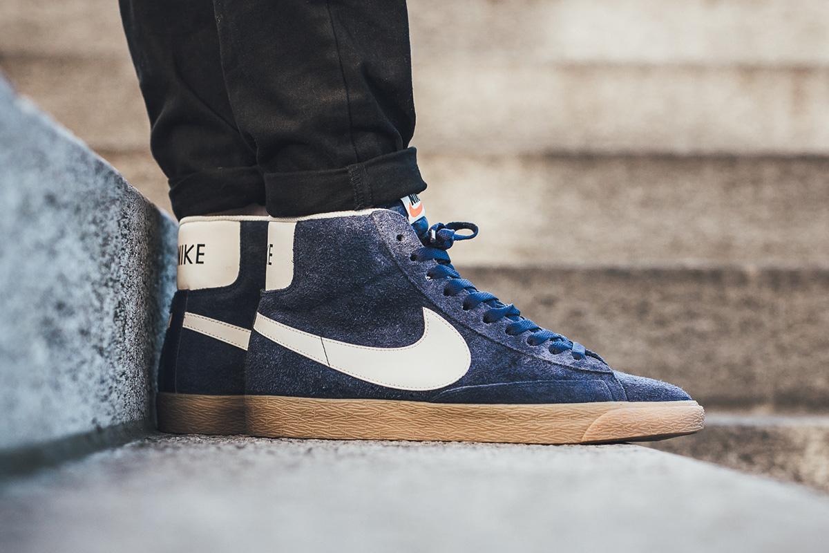Nike WMNS Blazer Mid Suede Vintage
