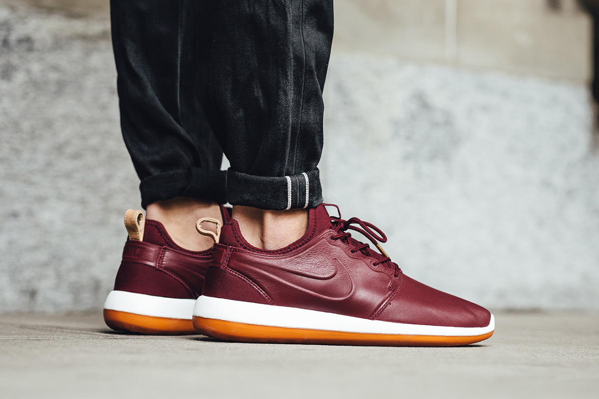 quality design 1b518 2b15b ... Nike Roshe Two Leather Premium
