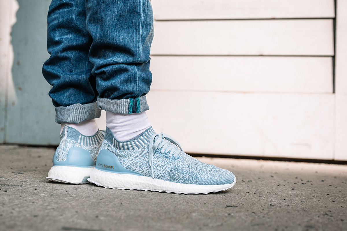 detailed look 8391d 04810 On-Foot  adidas UltraBOOST Uncaged