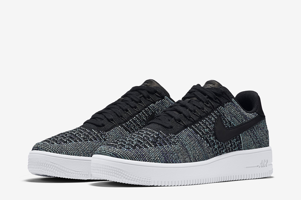 nike air force ultra flyknit low