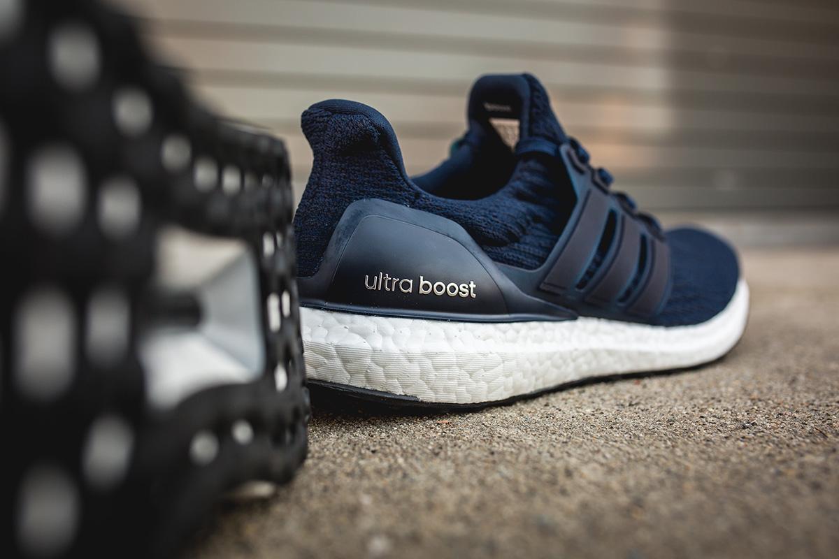 "5a360d0e87f adidas Running Drops Ultra Boost 3.0 in ""Collegiate Navy"" - EU Kicks   Sneaker Magazine"